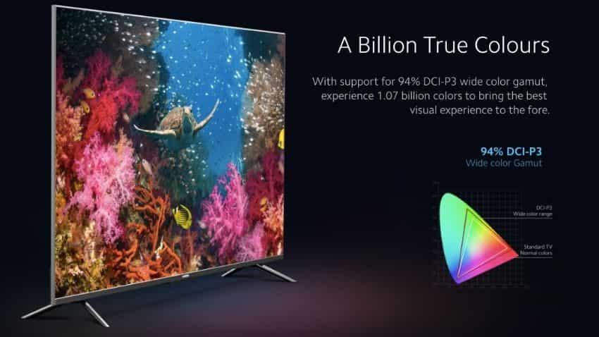 Xiaomi Mi TV 5X Smart TV: Specifications