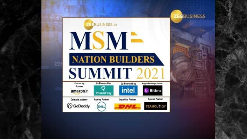 GRAND FINALE! MSME Nationwide Summit and Awards 2021: 'Authorities promptly introduced a number of packages for the trade in tough instances'
