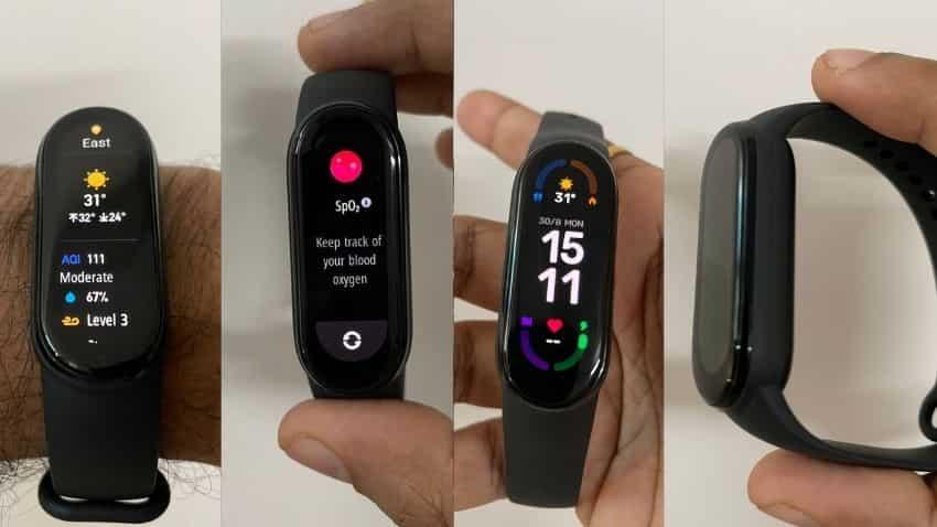 Xiaomi Mi Band 6: Features
