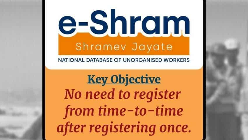e-SHRAM portal: One Nation One Registration