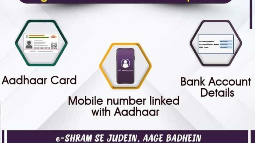 e-SHRAM portal: Documents required for registration