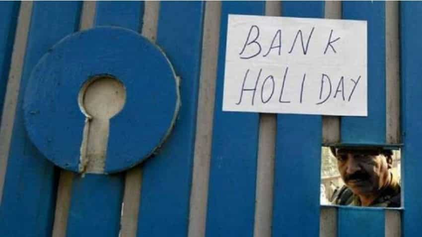Bank holidays on September 17, 20 and 21