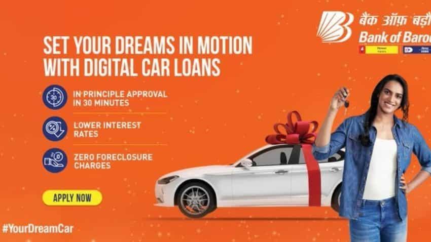 Bank of Baroda: Car Loan