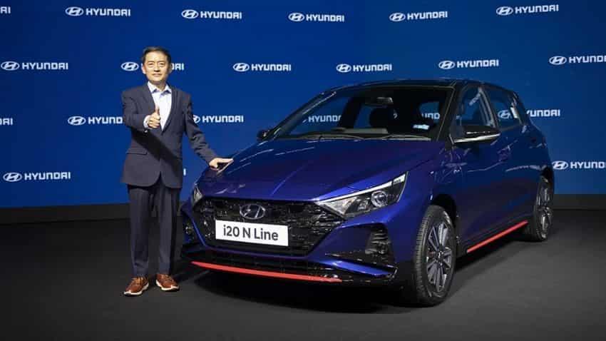 Hyundai i20 N Line: Price and variants