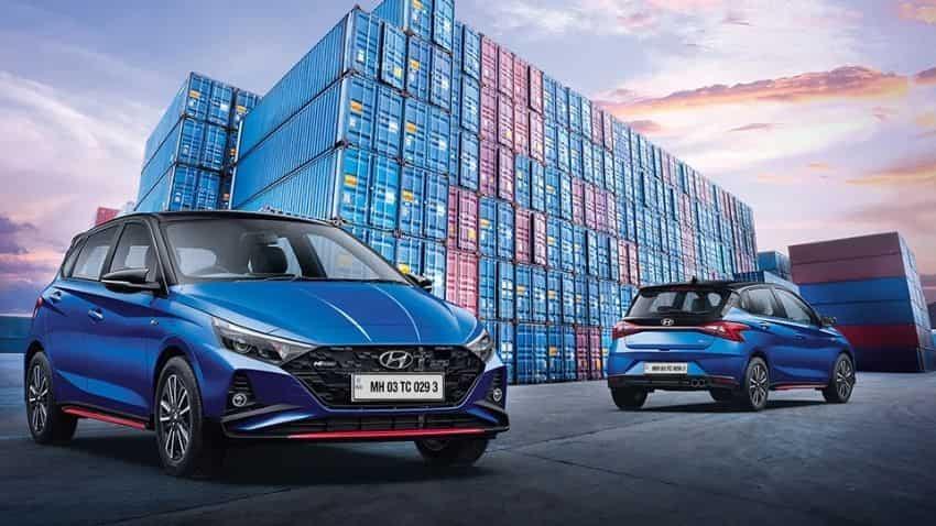 Hyundai i20 N Line: Exterior design