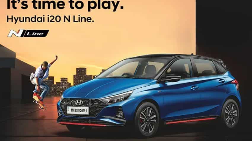 Hyundai i20 N Line: Colours