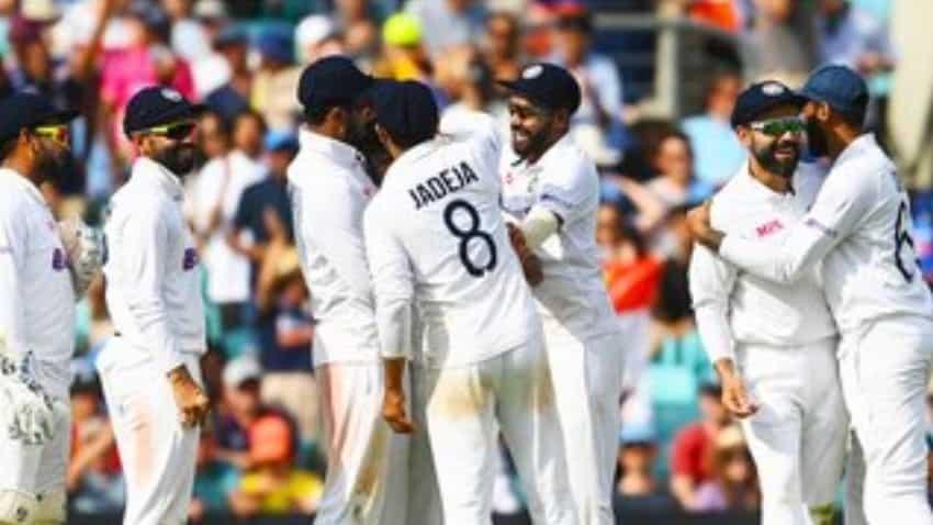 India vs England 5th test: India's squad