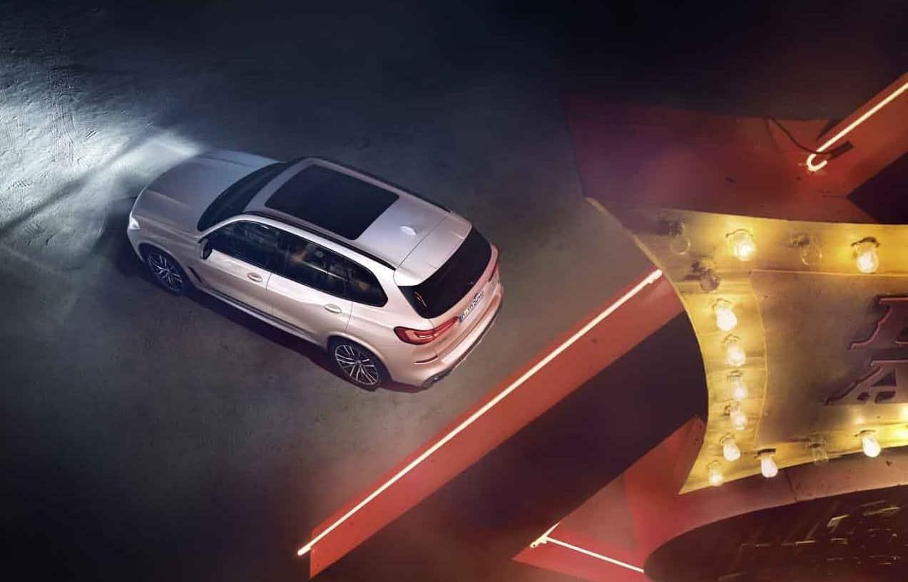 New BMW X5 Colour Options