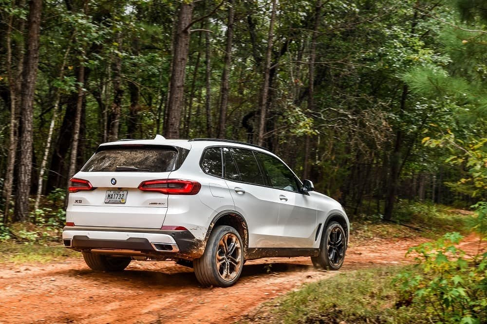 BMW X5 Pacckages