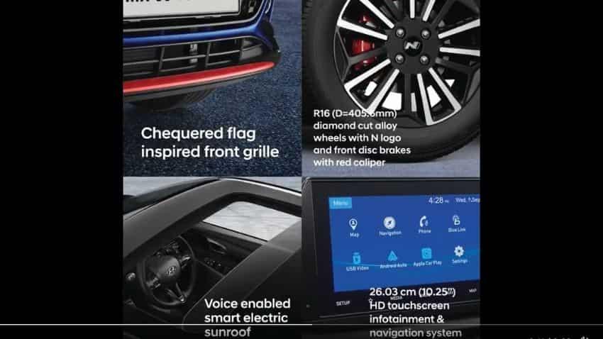 Hyundai i20 N Line: Breathtaking features
