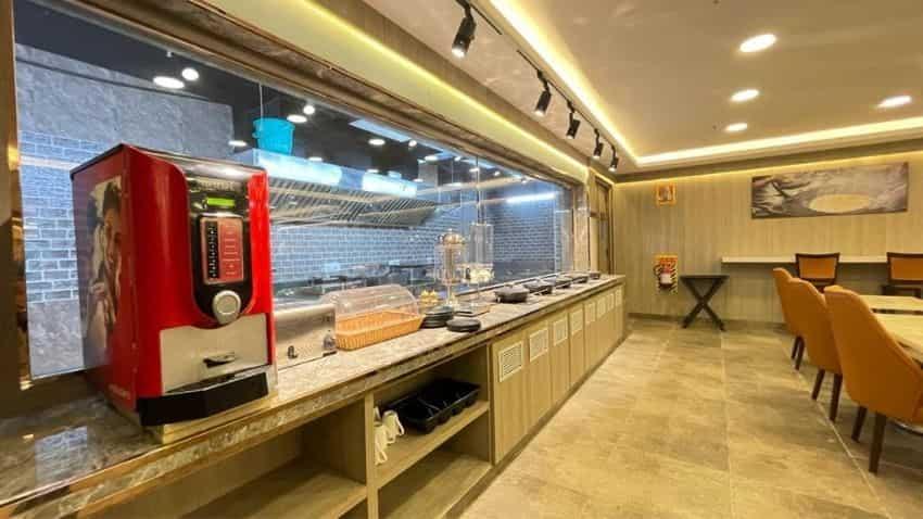 See-through kitchen