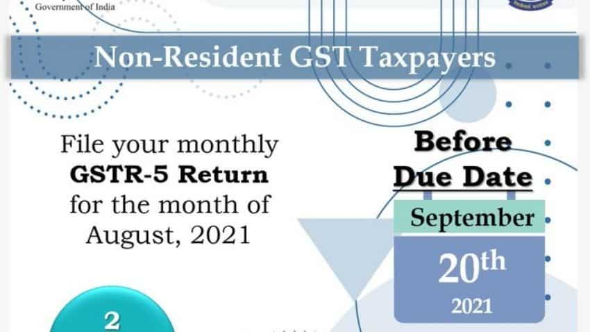 Non-resident GST taxpayers