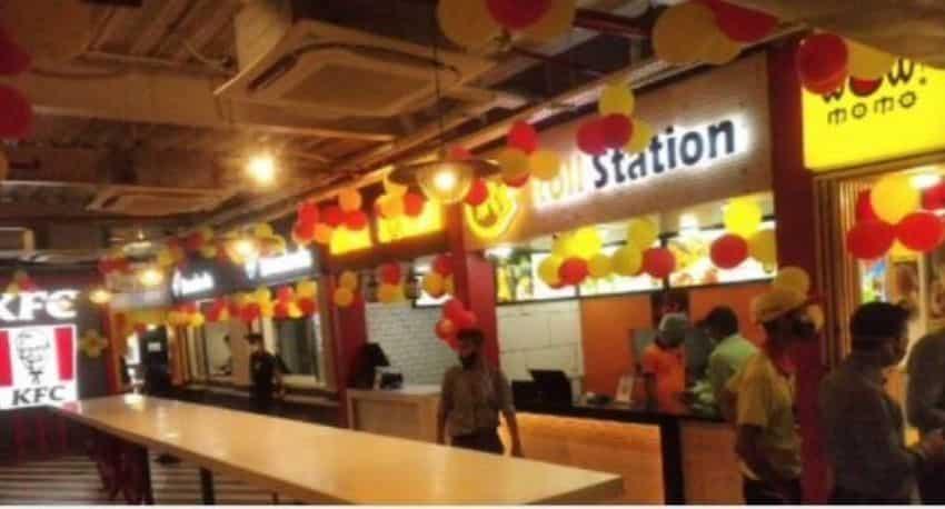 Pop n Hop food plaza