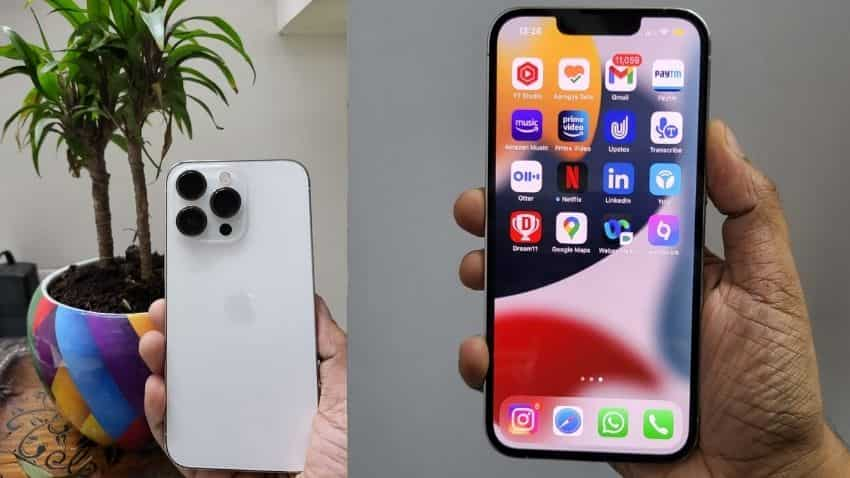 Apple iPhone 13 Pro first look