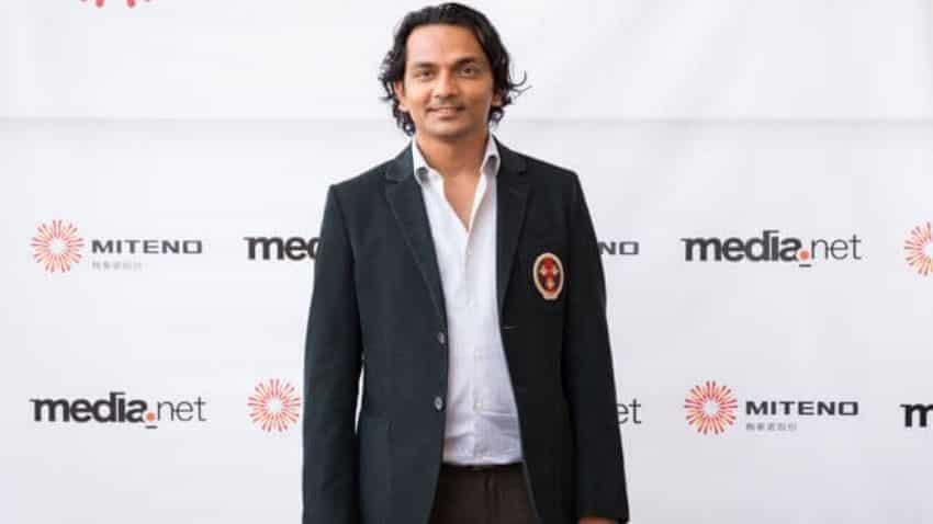 Media.net's Divyank Turakhia tops the list