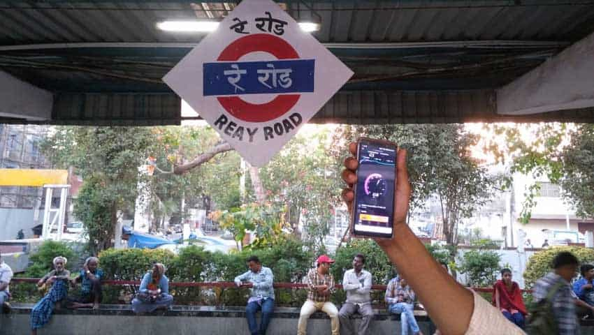 Reay Road station is Indian Railways' 1000th stations to get WiFi.