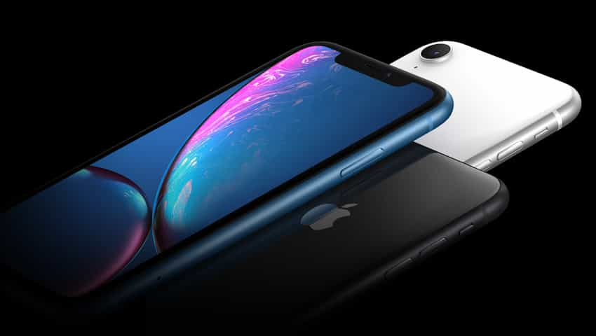 Apple iPhone XR (Official website)