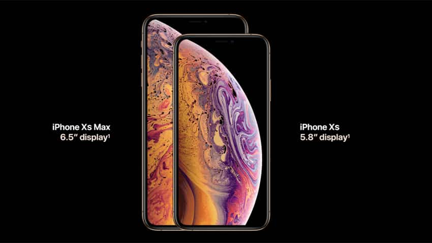 Apple: iPhone XS and iPhone XS Max (Official website)