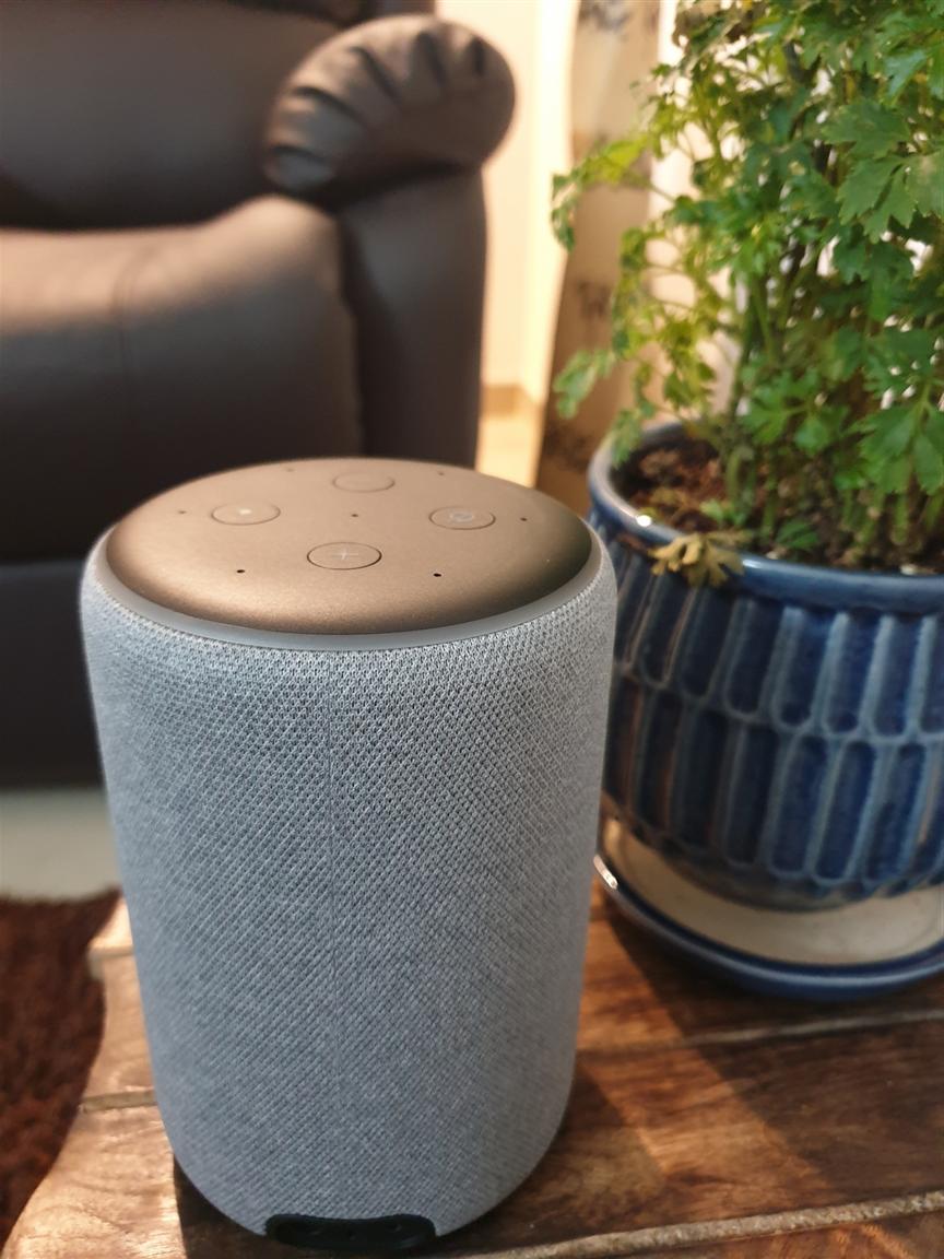 Amazon Echo Plus  2nd Gen   Meet The Smarter Alexa