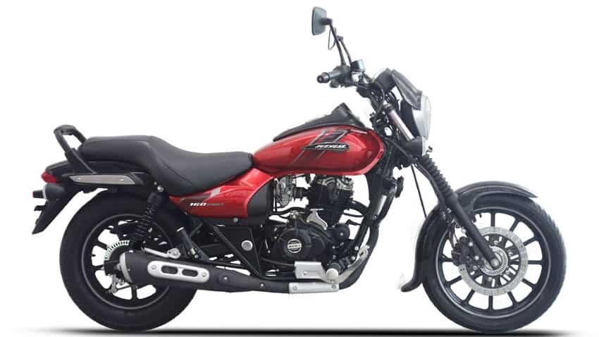 New Avenger Street 160 ABS launched