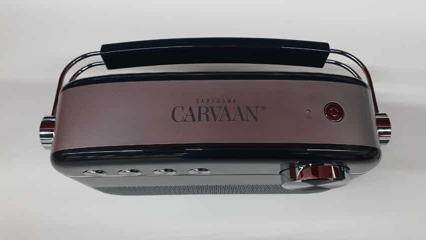 Saregama Carvaan 2.0 review.