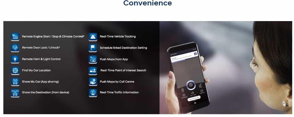 EXPLAINED: Hyundai Venue BlueLink Technology - What it is
