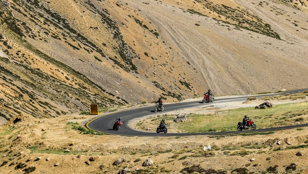 DRE (Ducati Riding Experience)