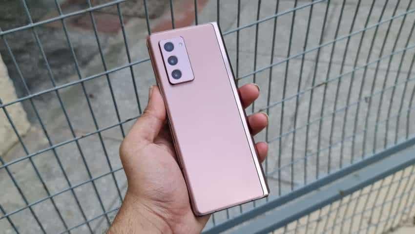 Samsung Galaxy Z Fold 2 first impressions