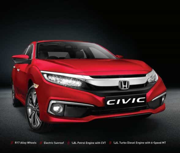 PREVIEW: New Honda Civic 2019 Launch Today