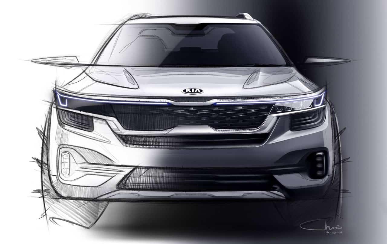 Kia design