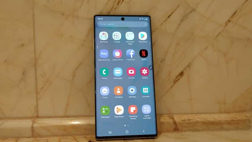 Samsung Galaxy Note 10+ review.