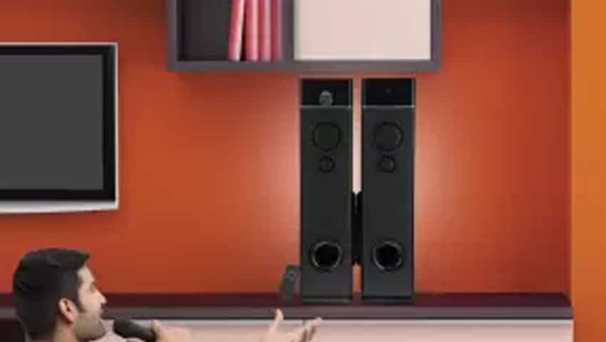 Philips SPA9120B Tower Speaker review