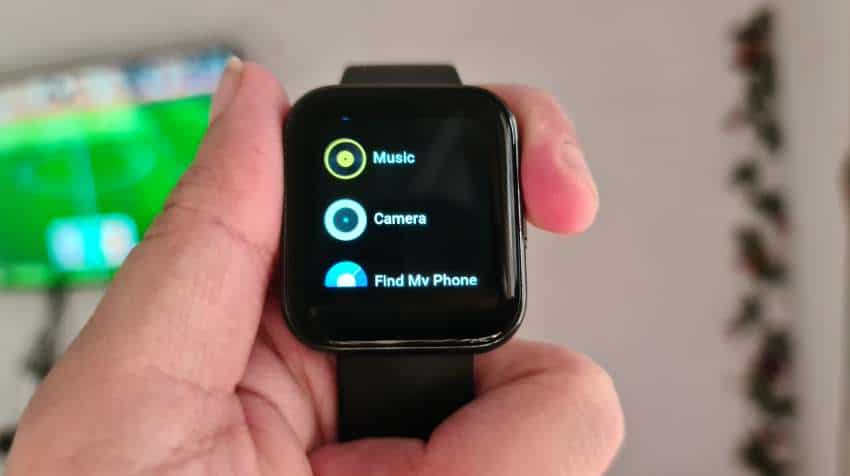 Realme watch review.
