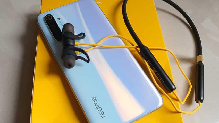Realme Buds wireless review. Shot on Realme XT.