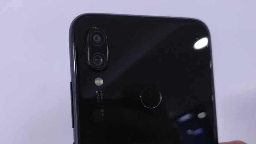 Redmi Note 7 Pro camera