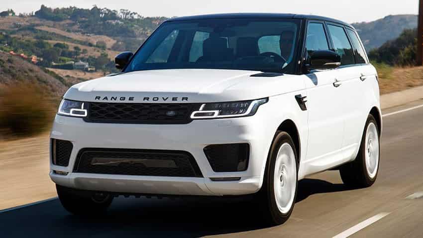 range rover sport petrol variant