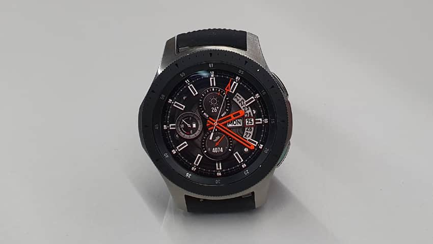 Samsung Galaxy Watch LTE review.