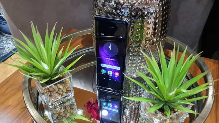Samsung Galaxy Fold first impressions.