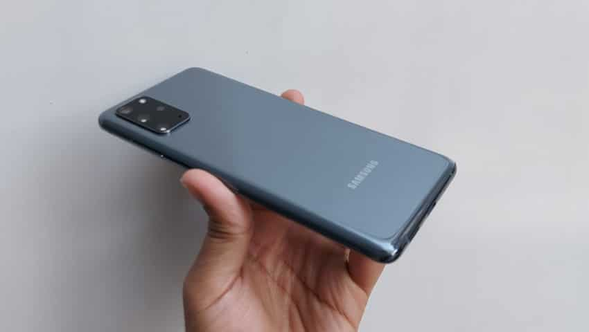 Samsung Galaxy S20+ review.