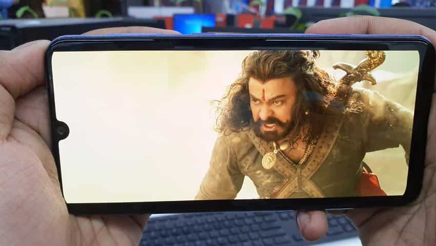Samsung Galaxy A50s review.