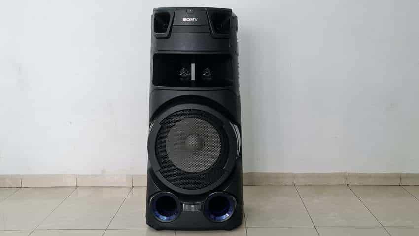 Sony MHC-V73D party speaker review