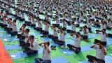 PM Modi says embrace yoga for life