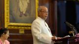 Emotional, President goes down memory lane in farewell speech