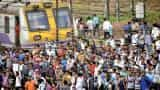 Mumbai central Railways protest: Railway recruitment 2018 row sparks strike; Indian Railways targetted, local trains blocked