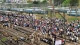 Rail roko Mumbai today: Protest called off after stir forced Central Railways to order shut down; Apply for RRB recruitment 2018 drive, says Goyal