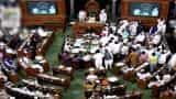 Disruption in Lok Sabha continues as TDP, TRS, AIADMK protest