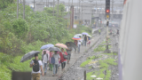 Mumbai airport flight status: Mumbai rains disrupt flyers' plans; trains affected too due to waterlogging
