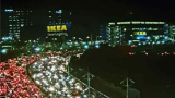 Crowds storm IKEA store in Hyderabad on first day