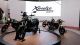 Hero MotoCorp unveils XPulse 200T at EICMA motorcycle show