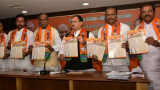 Telangana elections 2018: BJP manifesto to offer one lakh cows for free every year
